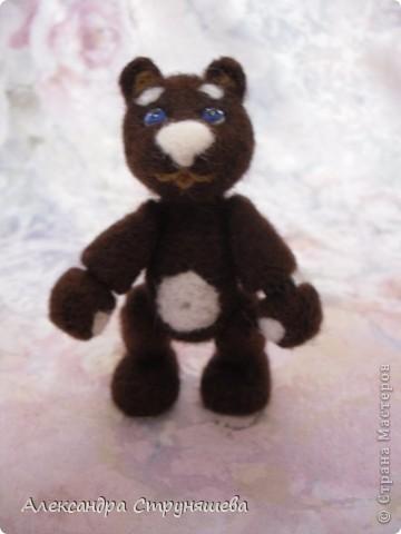 Шоколадный мишка Митяй фото 2