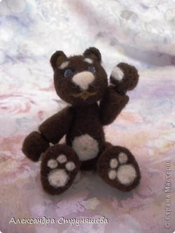 Шоколадный мишка Митяй фото 3