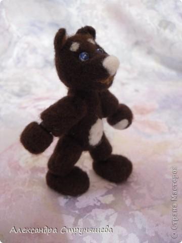 Шоколадный мишка Митяй фото 4