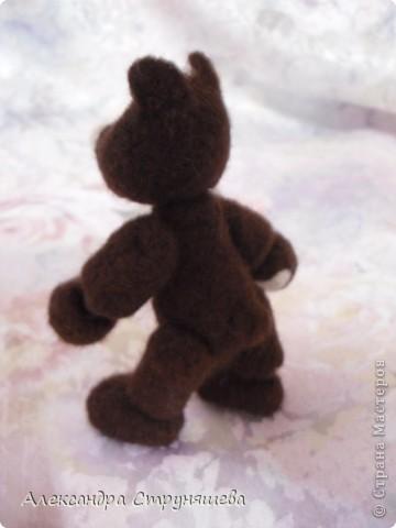 Шоколадный мишка Митяй фото 5
