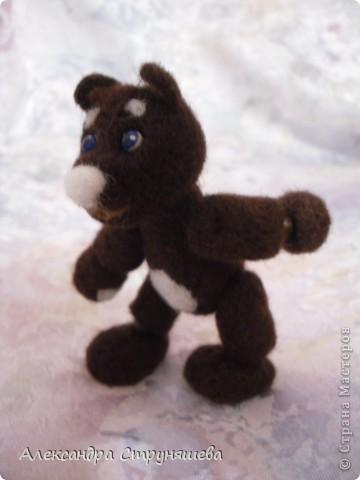 Шоколадный мишка Митяй фото 7
