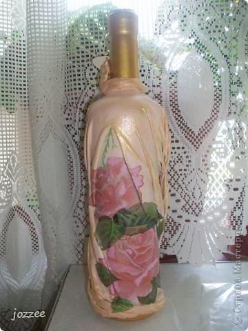 бутылка на крестины фото 3