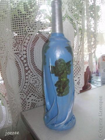 бутылка на крестины фото 2