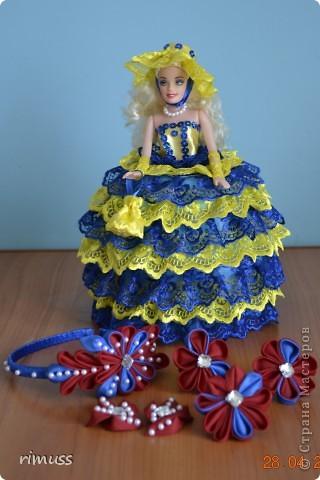 вот такой получился подарок девочке на 5 лет! фото 1