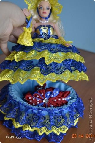 вот такой получился подарок девочке на 5 лет! фото 6