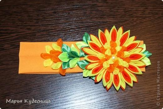 Попросили сделать очень яркий цветок..... фото 1