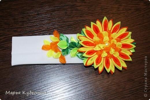 Попросили сделать очень яркий цветок..... фото 2