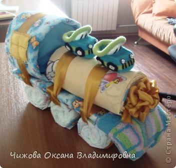 Паровозик из Ромашкова прибывает на первый путь фото 2