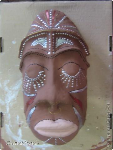 Моя первая маска фото 2
