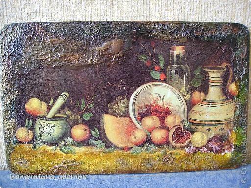 Панно для кухни фото 1