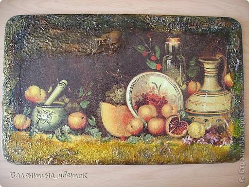 Панно для кухни фото 3
