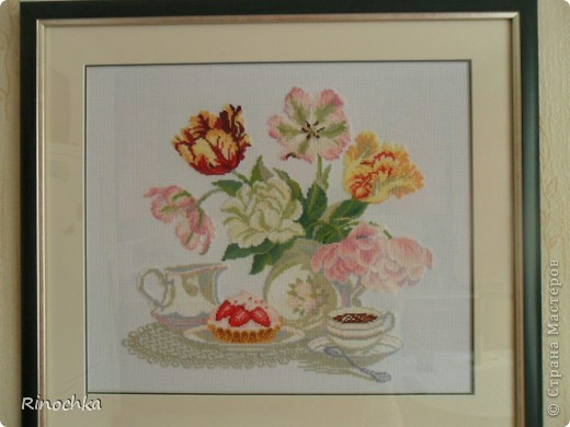 Тюльпаны для мамы на юбилей фото 2