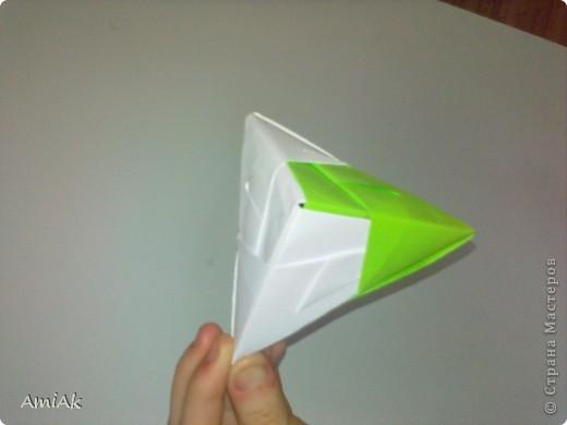 это треугольник из 3 модулей