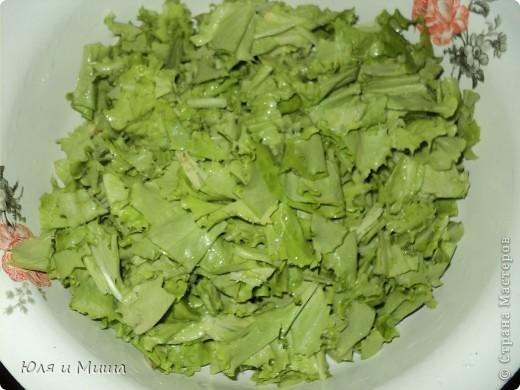 Весна! У зеленоежек обостряется аппетит при виде разного рода листочков! Тем более вкусных! А как их сделать еще вкуснее?  фото 3