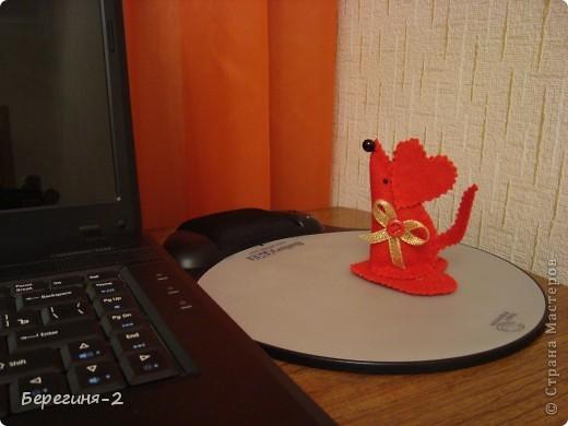 Мышки-валентинки (игольницы) фото 2