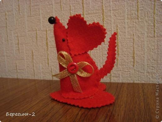 Мышки-валентинки (игольницы) фото 3