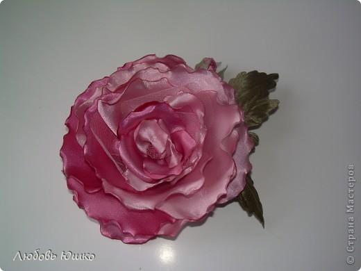 цветы из ткани фото 8