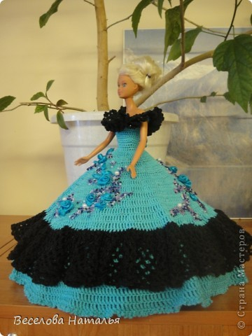 Платья для кукол. фото 4