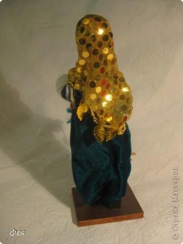 Увидела недавно на сайте кукол из холодного фарфора и решила показать свою небольшую  коллекцию кукол из разных матерьялов , купленных мною в разных странах   , может кому пригодится в качестве идей к творчеству. Эти красотки слеплены по - моему из холодного фарфора , в Доминиканской республике фото 7