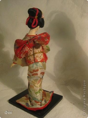 Увидела недавно на сайте кукол из холодного фарфора и решила показать свою небольшую  коллекцию кукол из разных матерьялов , купленных мною в разных странах   , может кому пригодится в качестве идей к творчеству. Эти красотки слеплены по - моему из холодного фарфора , в Доминиканской республике фото 11