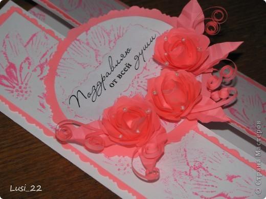 Эту открыточку подсмотрела у Людмилы http://stranamasterov.ru/node/109051?c=favorite фото 2
