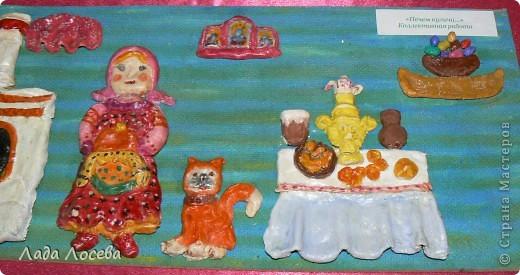 В нашем городе прошло открытие пасхальной выставки. Были представлены рисунки и поделки маленьких и взрослых мастеров. Разнообразие техник и материалов, красочность работ восхищает. фото 10