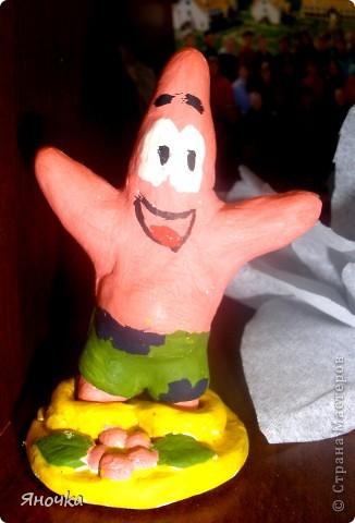 Патрик...