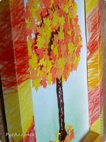 Вот такие деревца сделали мои дочки с небольшой моей помощью фото 8