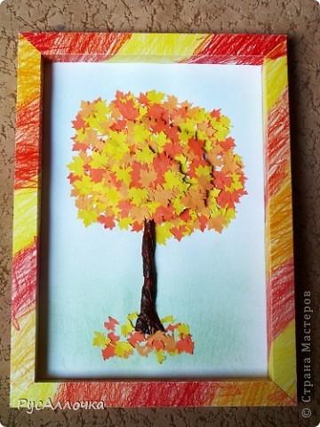 Вот такие деревца сделали мои дочки с небольшой моей помощью фото 7