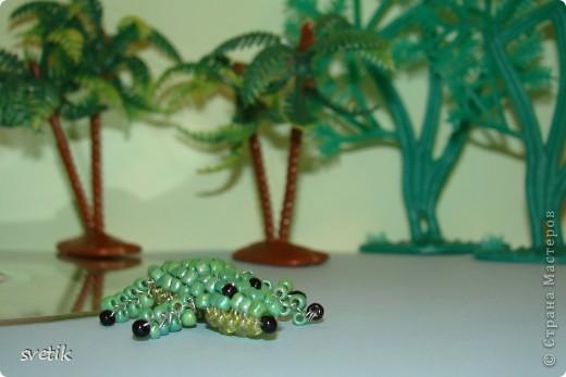 Первая объемная игрушка Ангелинки на леске. фото 5