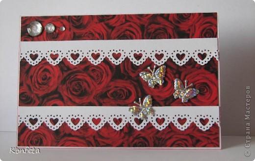 Красные розы фото 2