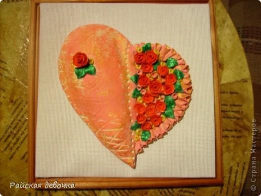Цветущее сердце фото 2