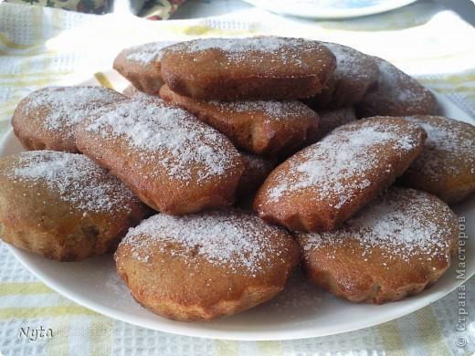 Банановые кексы http://stranamasterov.ru/node/185629 фото 1