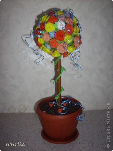 Вот такое дерево сделала подруге на день рождение! фото 4