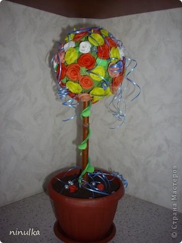 Вот такое дерево сделала подруге на день рождение! фото 1