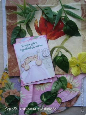 В субботу почтальон мне принесла ШЕСТЬ конвертов с разных уголков нашей планеты! Девочки! Спасибо вам всем огромное за такое настроение! К сожалению в моем саду пока мало что цветет, так что дарю вам анютины глазки :) фото 4