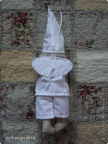 Сшила Митюнюшку ко дню рождения мамы. Она в восторге:) фото 2