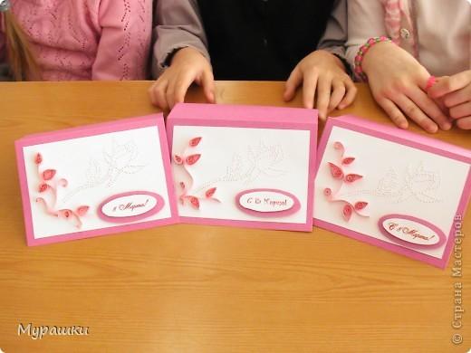 """Мои малыши для своих мам к 8 марта. 1 """"Б"""" фото 1"""