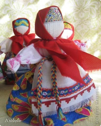 Птица Радость. Эту нарядную куклу делали на весенний праздник Сороки (день весеннего равноденствия) для закликания весны. фото 6