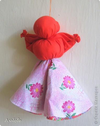 Птица Радость. Эту нарядную куклу делали на весенний праздник Сороки (день весеннего равноденствия) для закликания весны. фото 3