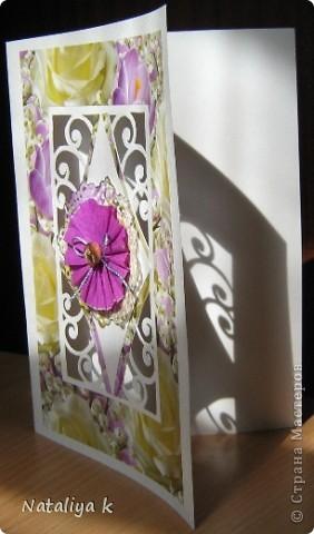 Весенние цветы для майской именинницы. фото 3