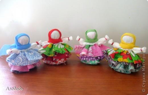 Птица Радость. Эту нарядную куклу делали на весенний праздник Сороки (день весеннего равноденствия) для закликания весны. фото 8