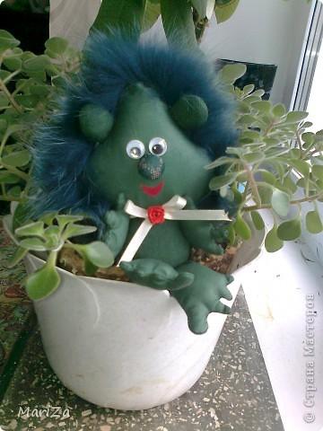 Вот он мой пушистый флорик))) фото 2