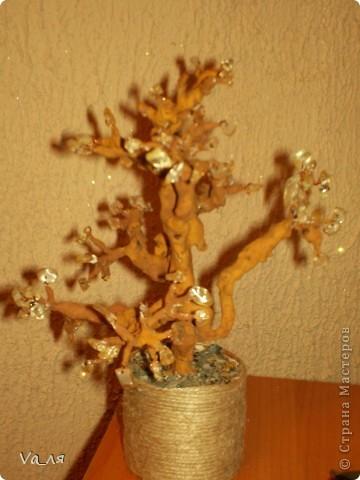 Бисерное дерево фото 1