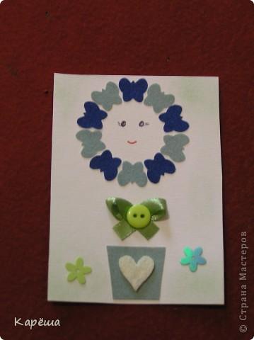 """Здравствуйте, дорогие девочки! Что-то тянет на цветочки, не удержалась ))). Серия называется """"Солнышко моё"""". Навеялось мне моими мальчишками.  фото 5"""
