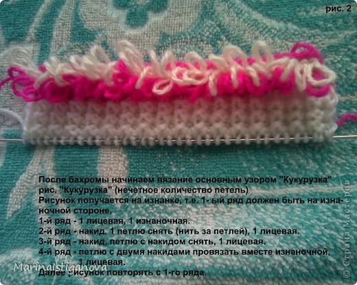 Мастер-класс Вязание спицами пинетки - Ёжики Пряжа фото 3