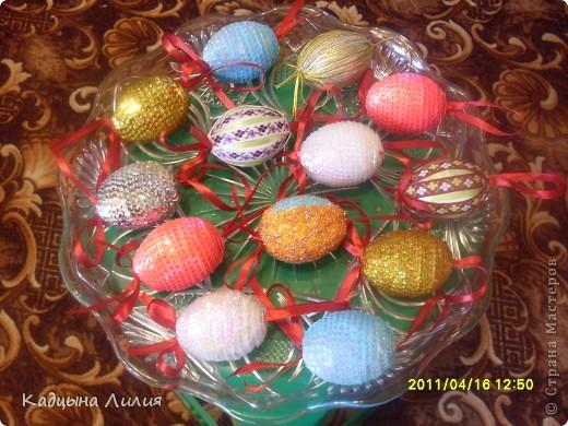 Пасхальные яйца. фото 3