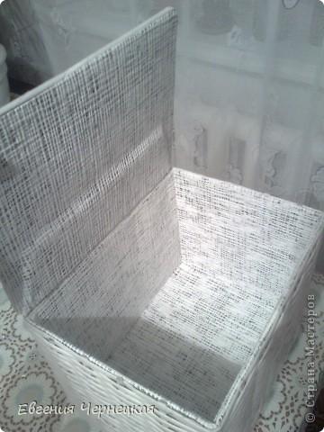 Вот такую коробочку сделала!!! фото 2