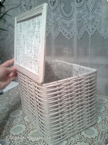 Вот такую коробочку сделала!!! фото 5