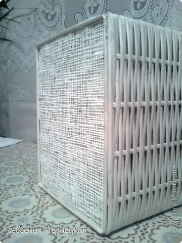 Вот такую коробочку сделала!!! фото 6